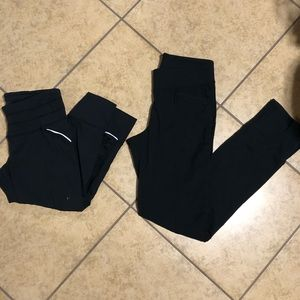 Athleta legging bundle